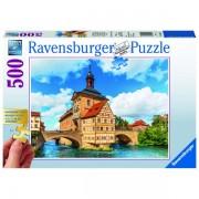 Puzzle bamberg bavaria 500 piese