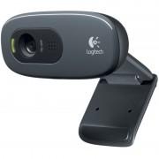WEBCAM, Logitech C270, EMEA, HD (960-001063)