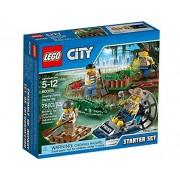 LEGO City Police - Lancha rápida de policía (60066)