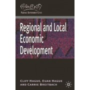 Regional and Local Economic Development by Cliff Hague