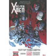 All-new X-men Volume 3: Out Of Their Depth (marvel Now) by Brian Michael Bendis