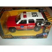 Jada Hero Patrol Precincts 1:32 Fire Department of New York City FDNY 2010 Chevy Tahoe Red/White