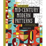 Just Add Color: Mid-Century Modern Patterns by Jenn Ski
