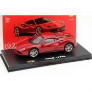 Modèle Réduit De Voiture En Boîte : Ferrari Signature 488 Gtb : Echelle 1/43