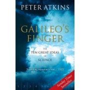 Galileo's Finger by Peter Atkins
