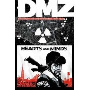 Dmz TP Vol 08 Hearts And Minds by Riccardo Burchielli