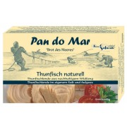 Pan Do Mar Tonhal Natúr 120 G