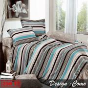 250TC Cotton Quilt Cover Set Como by Ardor