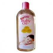 Wheezal Calendula Baby Oil - 200ml