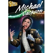 Michael Jackson Graphic Biography by Saddleback Educational Publishing