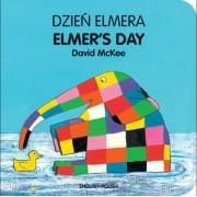 Elmer's Day (italian-english) by David McKee