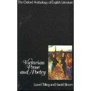 Victorian Prose and Poetry by Lionel Trilling