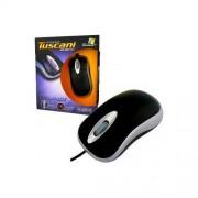 Mouse 4World Tuscani USB Black