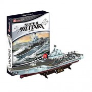 CubicFun 3D Puzzle Kid-Series Chinese aircraft carrier Liaoning
