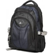 Kara 8251 4000 g Large Backpack(Blue, Black)