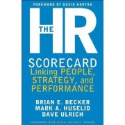 The HR Scorecard by Brian E. Becker