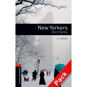 Oxford Bookworms Library: Level 2: New Yorkers - Short Stories by O. Henry