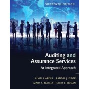 Auditing and Assurance Services by Alvin A. Arens