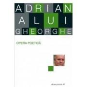 Opera poetica - Adrian Alui Gheoghe