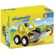 PLAYMOBIL - 1.2.3 EXCAVATOR (PM6775)