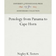 Penology from Panama to Cape Horn by Negley K Teeters