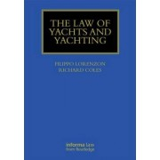 The Law of Yachts & Yachting by Richard Coles