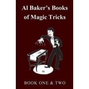 Al Baker's Books of Magic Tricks - Book One & Two by Al Baker
