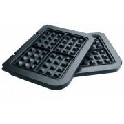Cuisinart GR030E Accessoires : 1 Jeu de Plaques Gaufres pour Griddler GR4NE/GR40E