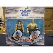 WWF 2 Tuff 1 Chyna and HHH by Jakks Pacific 1998 by Unknown
