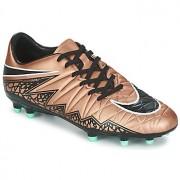 Voetbalschoenen Nike HYPERVENOM PHELON II FG Bruin heren