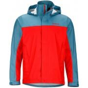 Marmot PreCip Jacket Men Rocket Red/Moon River XXL Regenjacken