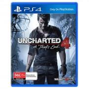 Игра Uncharted 4: A Thief's End за PS4 (на изплащане)