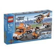 LEGO City Helicopter Transporter (7686) (japan import)