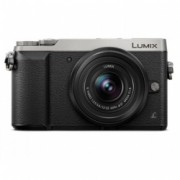 Panasonic DMC-GX80 kit Lumix G Vario 12-32mm f/3.5-5.6 ASPH. MEGA O.I.S. - Argintiu