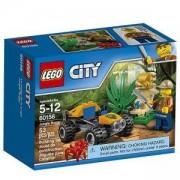 Конструктор ЛЕГО СИТИ - Бъги за джунглата, LEGO City Jungle Explorers, 60156