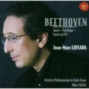 Jean-Marc Luisada - Beethoven - Concerto N °4, Sonates Op.13 § (0886970283021) (1 CD)