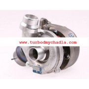 Nové turbodmychadlo KKK 54399980070 Renault Megane II 1.5 DCI 78kW
