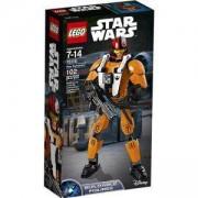 Сглобяема фигура Лего Стар Уорс - По Дамерон - LEGO Star Wars, 75115