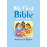 My First Bible in Pictures, Baby Blue by Dr Kenneth N Taylor