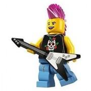 LEGO Series 4 Collectible Minifigure Punk Rocker