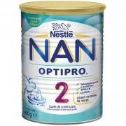 Lapte praf Nestle Nan2 Optipro 400g