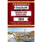 Frommers Easyguide To Madrid and Barcelona