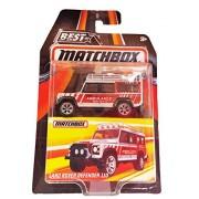 2016Best of Matchbox - Land Rover Defender 110