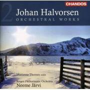 J. Halvorsen - Orchesterwerke Vol.2 (0095115161425) (1 CD)