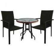 Garnitura Za Sedenje Thorn 2 - 2 Stolice + Stočić