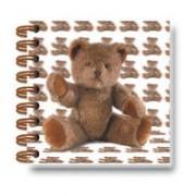 Carnet 3D Teddy Bear.