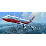 Zvezda Models 1/144 Boeing 747-8 [Toy] (japan import)