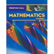 Prentice Hall Math Course 1 Student Edition by Randall I. Charles