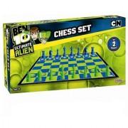 Sticker Bazaar Ben 10 Ultimate Alien Chess Set-MBUPZ-9