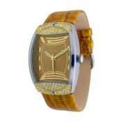 EOS New York ICE Watch Gold/Tan 72L